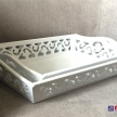 Set bielych tácok Provence - 44x31cm a 37x27cm, 39,00€, TRE
