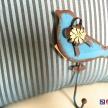 Vešiačik Vtáčik modrý -  80454TRE