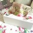 Krabička na servítky Romantic Rose -  97890ART