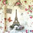 Darčeková taška Paris veľká -  93947ART