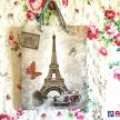 Darčeková taška Paris malá -  93946ART