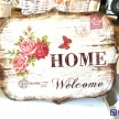 Tabuľka Welcome Home -  93325ART
