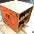 Drevená krabica na vína LA RESERVE DU GÉNÉRAL -  90251ART