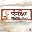 Tabuľka Coffee - 93323ART