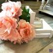 Debnička na kvetináče biela - 703139ART