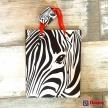 Darčeková taška Zebra malá
