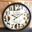 Kovové hodiny London Standard Time - 18906TRE