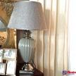 Lampa Luxury šedo-strieborná -  32.015.04TRE