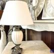 Lampa Luxury bielo-strieborná -  32.106.03TRE