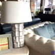 Lampa šedá tehla -  79313TRE
