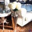Váza strieborná nerozbitná stredná - 65cm, 110,00€, 1164200TRE