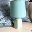 Lampička Romantic zelená malá - 8095100TRE