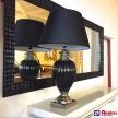 Lampa Luxury čierna -  TRE