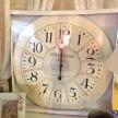 Kovové biele hodiny KENSINGTON -  735816TRE