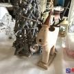 Soška drevenný sobík - 96023ART