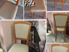 prečalúnenie stoličky