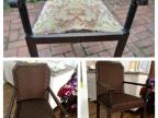 prečalúnenie a oprava stoličiek