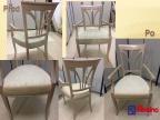 Prečalúnenie stoličiek