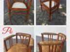 čalúnenie stoličky