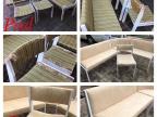 prečalúnenie lavice a stoličiek
