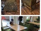 prečalúnenie stoličiek kaviareň Štefánka