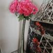 Váza strieborná úzka - 1465600 TRE