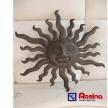 Dekoračné slnko -bronz 21405 TRE