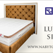 CHANTAL - luxusná maželská posteľ