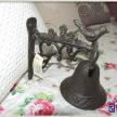 Kovový zvonček -vtáčik 6Y0997