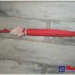 Dáždnik červený bodkovaný- TRE W4PLU0002R