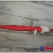 Dáždnik červený so srdiečkami- TRE