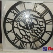 Retro hodiny- kovové TRE