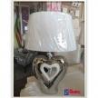 Lampa stolná -stojan srdiečko 750023 TRE
