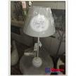 Lampa šedá s bielymi bodkami 2205900