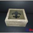 Drevená skrinka na čajové sáčky 1021400 TRE