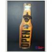 Dekoračný vešiak fľaša 13821 TRE