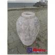 Váza napodobenina kameňa HAR.