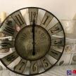 Kovové hodiny Home Made Vintage -  7399200TRE