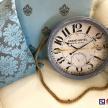 Modré Hodiny s lanom Grand Hotel -  21827TRE