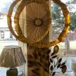 Dekoračné Slnko Zlatomedené -  3889300TRE