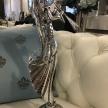 Soška Strieborný Anjel s flautou -  4678500TRE