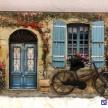Obraz Bicykel pred domom 3D - 14905TRE