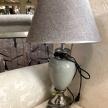 Lampa Luxury Svetlošedá stredná -  3220604TRE