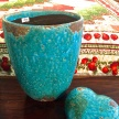 Váza tyrkys - 5712500TRE