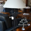 Talianska lampa rustikal - 8076600TRE