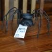 Svietnik Pavúk čierny - menší 4333700TRE