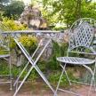 Záhradný kovový nábytok /set - Art. 703113