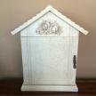 Skrinka - Box na kľúče Provence White Rose TRE