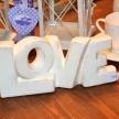 Soška LOVE nápis - 95890ART