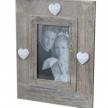 Fotorámik drevený so srdiečkami romantic, ART 81503